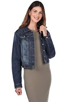 BNY JEANS Kadın Jean Ceket